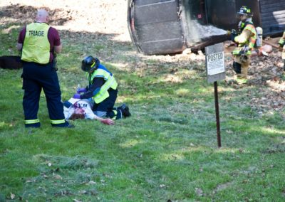 2011 Mass Casualty Drill 203