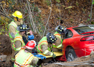 2012 LFD Car Extrication Drill Cemetery Rd. Oct 7 021-286