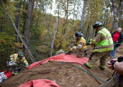 2012 LFD Car Extrication Drill Cemetery Rd. Oct 7 021-360