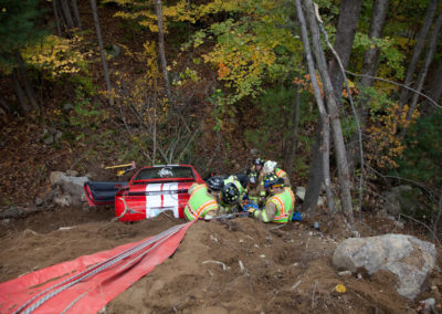 2012 LFD Car Extrication Drill Cemetery Rd. Oct 7 021-473