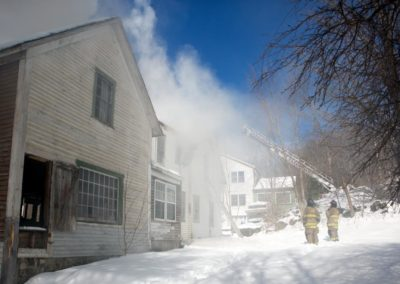 41-2017 Glass Factory Road Practice Burn406
