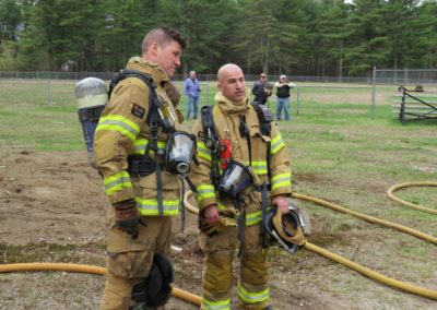 38 FF O'Dowd and Warden Hennessy
